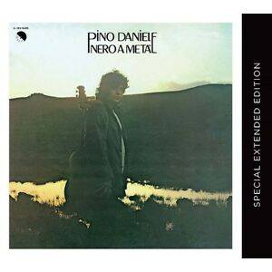 CD Pino Daniele nero a metà DIGIPACK 2014