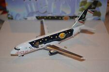 "BBOX Inflight 1/200 Scale British Airways 737-200 ""Happy Christmas"" G-BKYK, NIB"