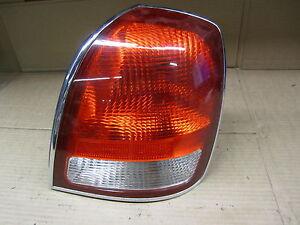 HYUNDAI XG300 XG 300 01-03  HYUNDAI XG350 XG 350 01-03 TAIL LIGHT PASSENGER RH