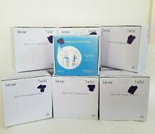 (9) Boxes Kiinde Twist Breast Milk Storage Pouches 6oz 180 Bags+Starter Pack Kit