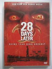 28 DAYS LATER DEINE LETZTEN TAGE SIND GEZÄHLT - DVD - DANNY BOYLE - FSK 18