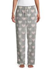 Secret Treasures Women's Soft Fleece PJ Bottoms Size M 8-10 New