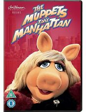 The Muppets Take Manhattan New + Sealed DVD Jim Henson Muppet Movie