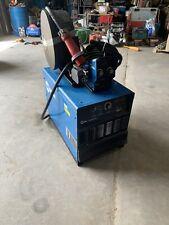 Miller Dimension 652 Migtigstick Welder903379 70 Series Wire Feeder 300617