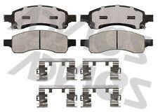 Disc Brake Pad Set-Ultra-Premium OE Replacement Front ADVICS AD1169