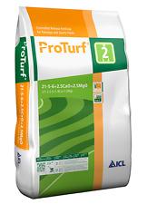 Concime per Prato - Pro Turf Hight N 21-5-6+2.5CaO+2.5MgO da 25 Kg - ICL Everris