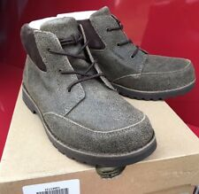 ❤UGG AUSTRALIA UGGpure ORIN BOMBER BOOTS Bootie shoes Kids Youth Boys Size US 4❤