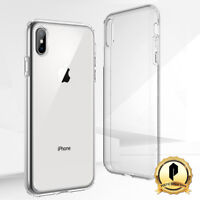Poetic® iPhone XS MAX [Crystal] Ultra Slim Case Soft TPU Cover