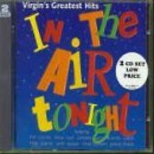 In the Air tonight-Virgin's greatest Hits Meat Loaf, Ub40, Lenny Kravit.. [2 CD]