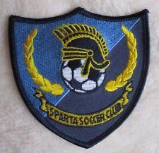 "Sparta Soccer Club Patch - New Jersey - 3 1/2"" x 3 1/2"""
