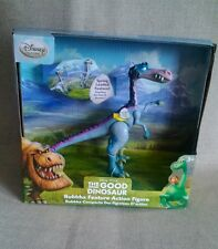 DISNEYSTORE GENUINE-THE GOOD DINOSAUR-BUBBHA FEATURE ACTION FIGURE-BNIB 6""