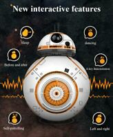 RC Star Wars Electric Robot BB8 Remote Control Action Figure Intelligent Model
