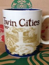 NEW Starbucks Twin Cities Icon 16 oz mug RARE! DISCONTINUED!