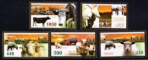 2007. Belarus. Domestic ANIMALS. Set. MNH