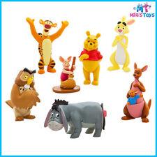 Disney Winnie the Pooh 7 piece Figure Play Set brand new