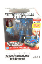 Ultra Magnus RiD MISB Voyager Prime Transformers