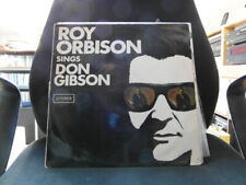 ROY ORBISON AUSTRALIAN MONO ISSUE OF SINGS DON GIBSON VINYL EXCELLENT CONDITION