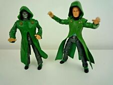 "MARVEL 2 DOCTOR DOOM 6"" ACTION FIGURES FANTASTIC FOUR / 1 WITH ARM ACTION"