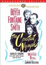 THE CONSTANT NYMPH (1943 Joan Fontaine) Remastered Region Free DVD - Sealed