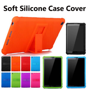 """For 8"""" Lenovo Tab E8 TB-8304F1 M10 P10 5plus Case Kids Shockproof Silicone Cover"""