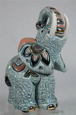 De Rosa Rinconada Family Collection 'Samburu Elephant' Trunk Up #F174 New In Box