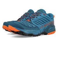 La Sportiva Akasha Mens Blue Trail Running Sports Shoes Trainers Pumps