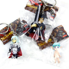 Berserk Guts Griffith Puck Sword Mini Figure Key Chain SET Banpresto JAPAN ANIME