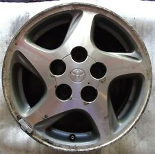 97 98 99 TOYOTA AVALON 15x6, 5 LUG, 5 SPOKE, ALLOY WHEEL RIM 69359 #O
