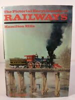 The Pictorial Encyclopedia of Railways by Hamilton Ellis ~ First Edition 1968