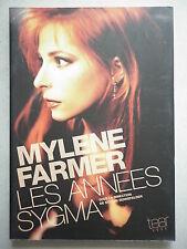 Mylene Farmer livre Les Années Sygma