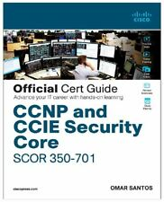 CCNP and CCIE Security Core SCOR 350-701 Official Cert Guide - PDF