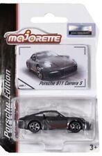 Majorette PORSCHE Edition 911 Carrera S * Germany Exclusive Colour Grey