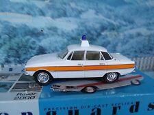 1/43 Vanguards Rover 2000 West Midlands Police VA27007