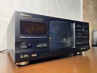 Pioneer PD-F1007 301 CD Disc Changer Carousel (No Remote) READ DESCRIPTION