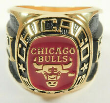 Large Chicago Bulls NBA Novelty Ring