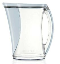 "Brita Stream Cascade Filtered Water Pitcher ""Filter As You Pour"" - 12C 12 Cup"