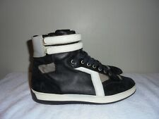 mens Christian Dior Homme hi top sneakers shoes size 43.5 EU or 10.5 US