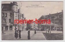 76172 Ak Essen West Ecke Hobeisen und Berceliusstrasse 1917