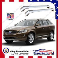 Sliver Top Roof Rack Fit 2013-2017 VOLVO XC60 Baggage Luggage Cross Bar Crossbar