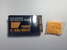3818 Heng Long RC Tank 3818-077 6mm BB Ball Bullet Softair for 1/16, 1/24
