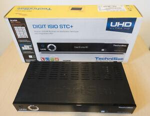 TechniSat DIGIT ISIO STC+ schwarz