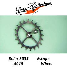 NEW Rolex 3035 5015 Escape wheel Ruota di Scappamento 3055 3075 3085