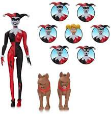 DC Batman The Animated Series Harley Quinn Expressions Pack Action Figure
