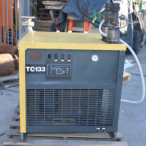 Kaeser TC133 Compressed Air Refrigerated Dryer 15 Bar rated 2.5KW