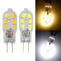 10PCS 220V  G4 3W 2835SMD LED Warm White/White Capsule Light Lamp Bulb
