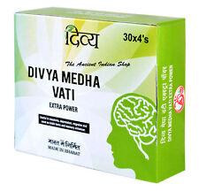 50 x Divya Medha Vati | Ramdev Patanjali | Direct from India | 40gm