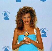 Whitney Houston Young Grammy Awards  8x10 Glossy Photo