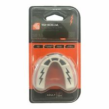 Shock Doctor 1.5 Gum Shield Mouth Guard Boxing Rugby MMA Adult  New