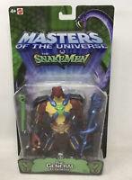 NEW GENERAL RATTLOR 200X MOTU MASTERS OF THE UNIVERSE VS SNAKEMEN HE-MAN! j6
