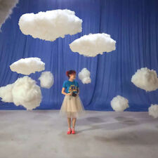 3D Artificial Clouds Wedding Party White Fake Cloud Cotton Home Stage Decor Prop